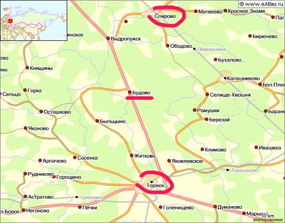 Оковецкий источник схема проезда
